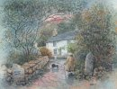 Ty Brith, Llangollen, North Wales    SOLD