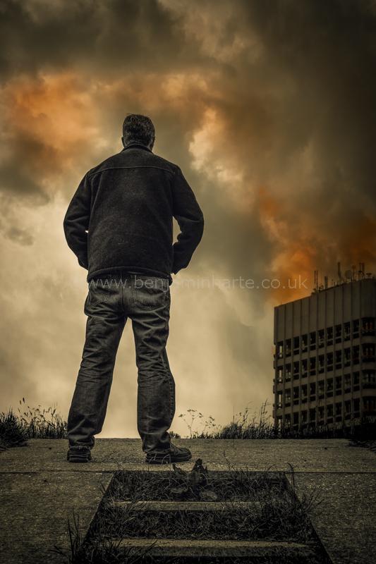 Burning©BenjaminHarte