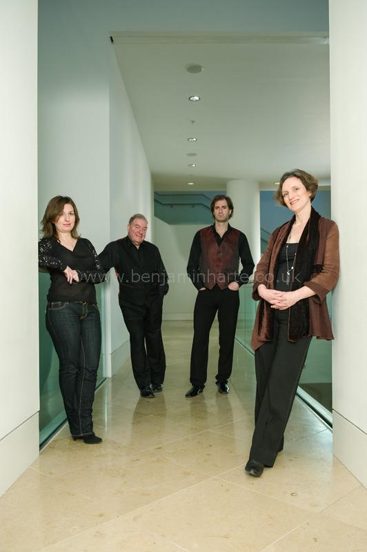 Dante Quartet 2 ©BenjaminHarte