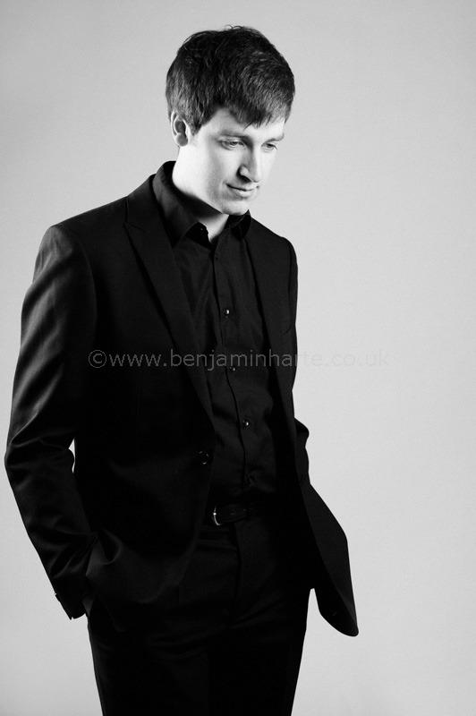 Richard Uttley Pianist 1 ©BenjaminHarte