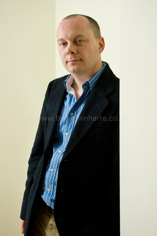 Stephen Brown  brand manager ©BenjaminHarte