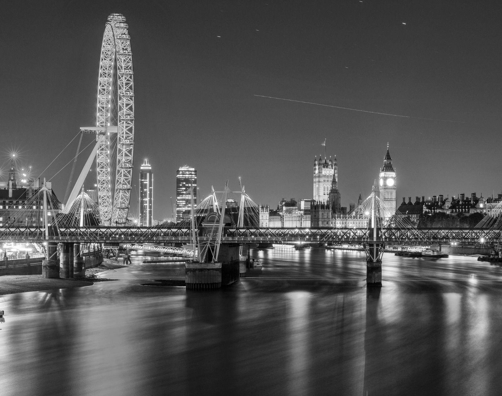 london night shot