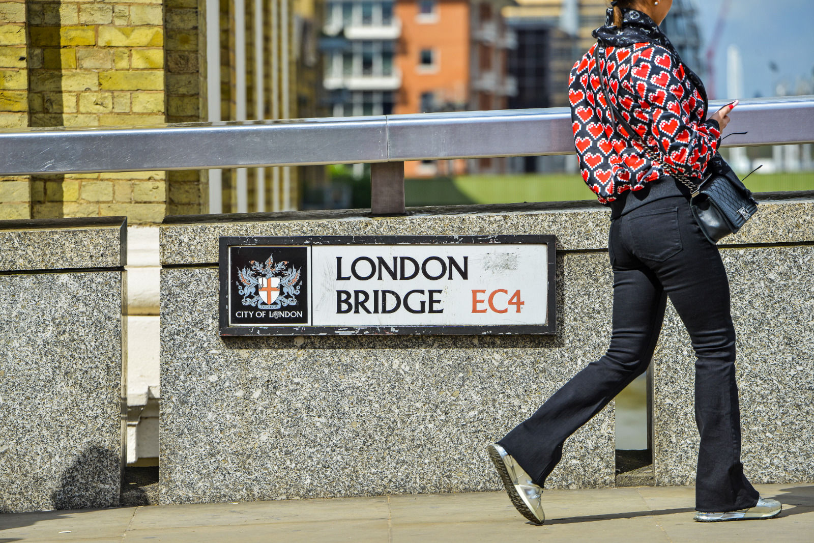 local london area photo london bridge