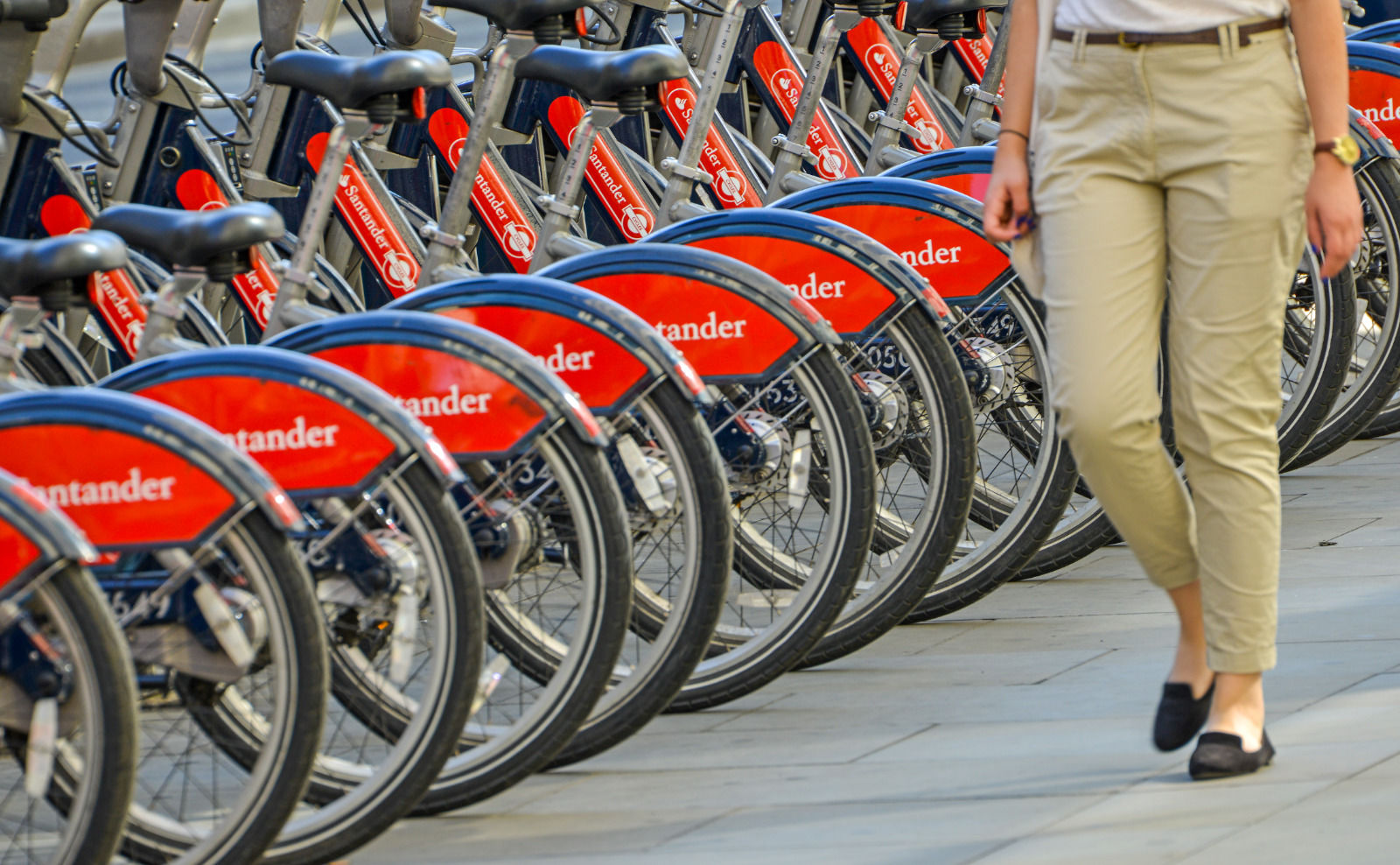 local london area photo boris bike