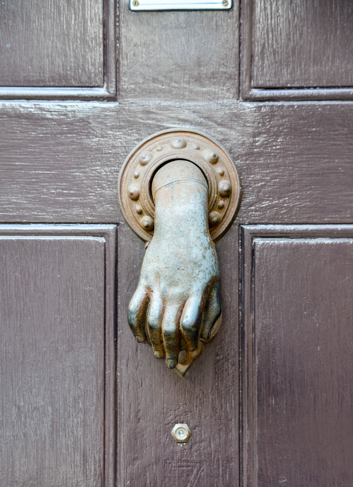 local london area photo front door