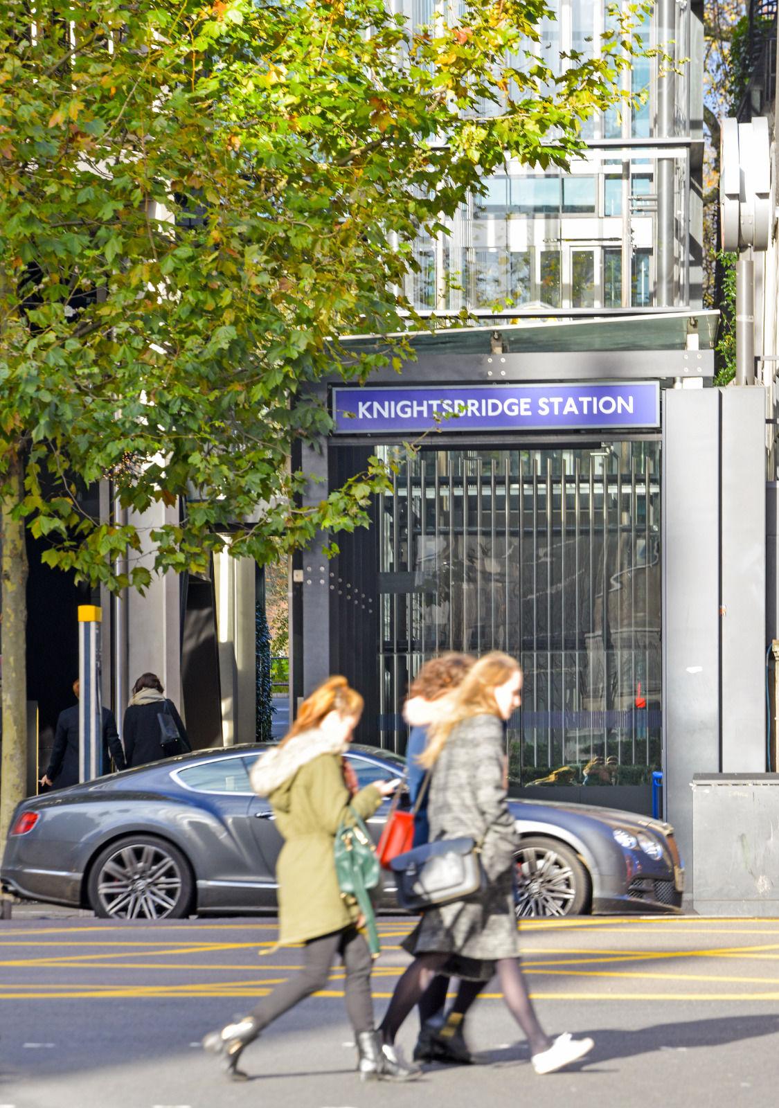 local london area photo knightsbridge tube