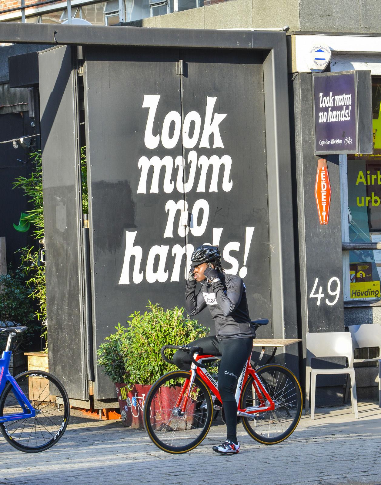 local london area photo bike shop