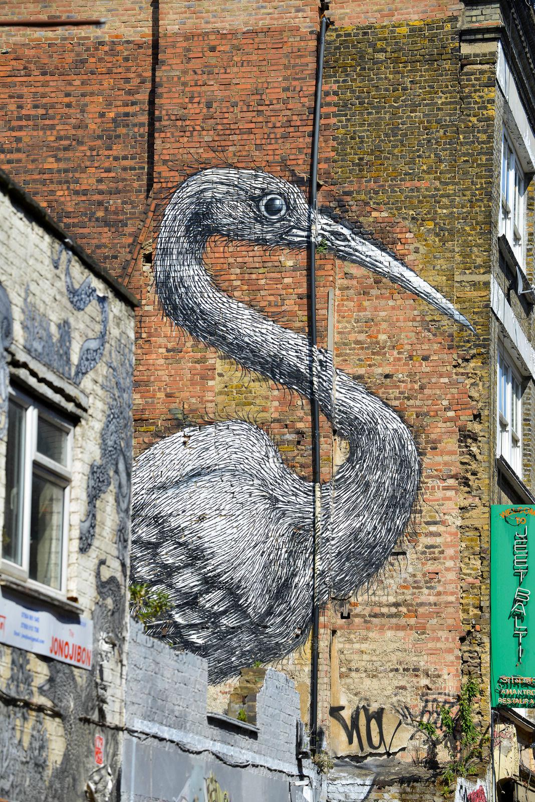 local london area photo shoreditch street art