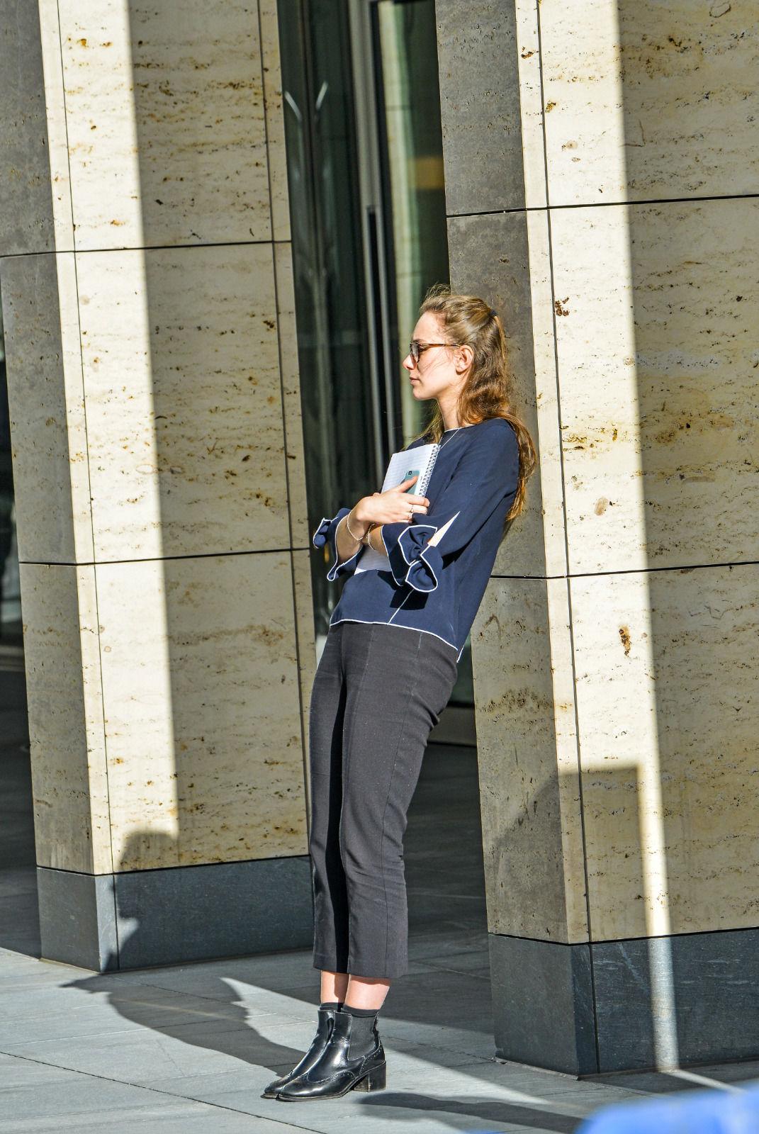 local london area photo sunbather