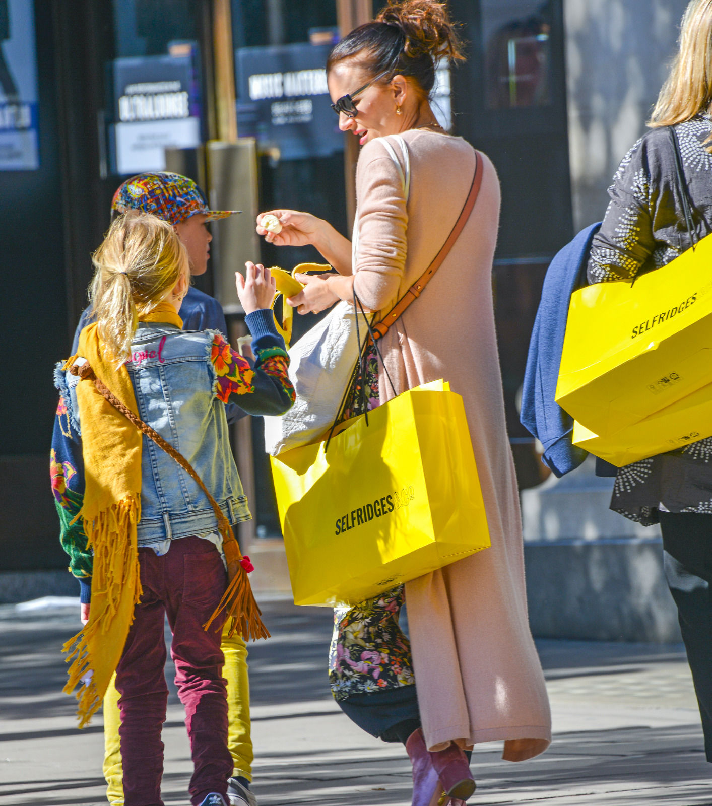 local london area photo luxury shopping