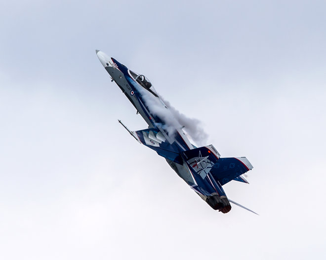 Canadian CF 188 Hornet