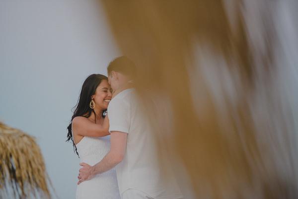 Natalie and Matthew, Santorini wedding photography