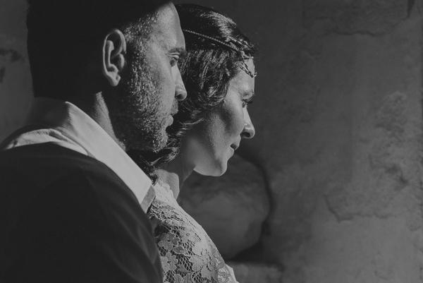Natalie and Alex, Santorini wedding photography