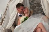 Stacy and James, Ben Wyatt Santorini Wedding Photography