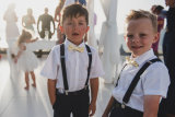 Kiddies at Le Ciel Santorini, Santorini wedding photography