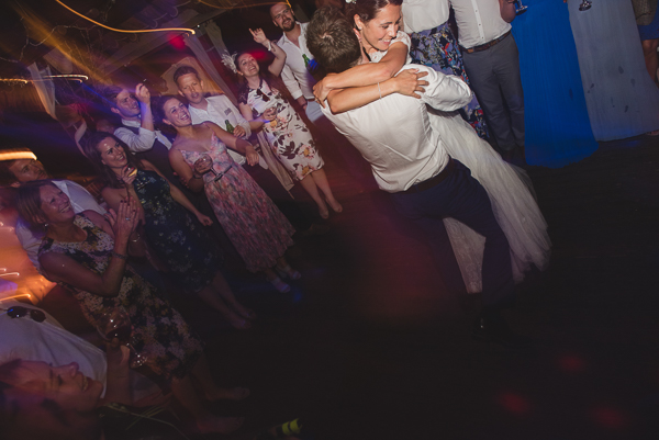 Natalie and James at Theros, Santorini wedding photography