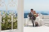 Ella and Clint, Santorini Wedding Photography