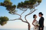 Jess and Tommy, Santorini Wedding Photography