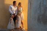 Victoria and Yannis, Santorini Wedding Photography