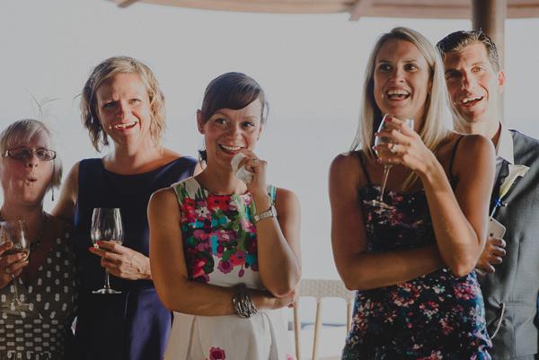 Gemma and Kye, Santorini Wedding Photography