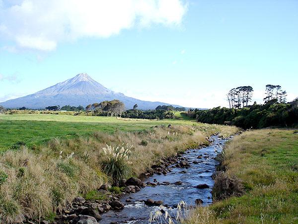Mount Egmont, Taranaki, NZ