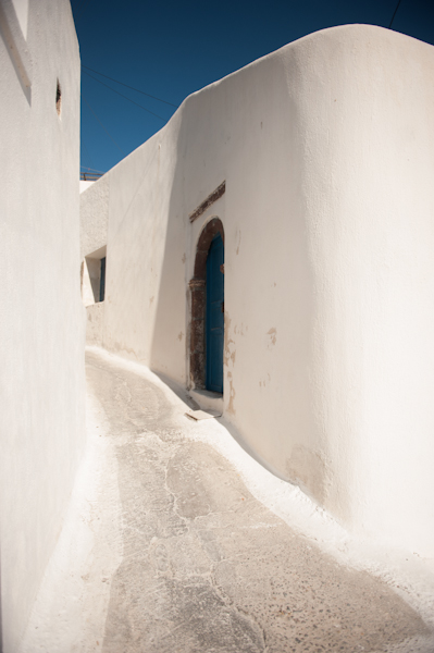Ben Wyatt, Photo tours Santorini