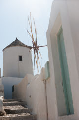 Ben Wyatt, Photo tours Santorini