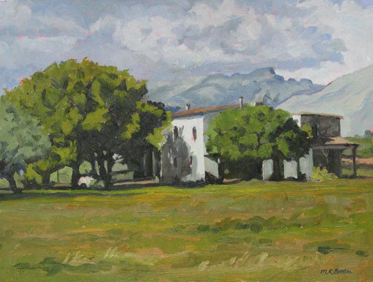 Farmhouse near Pollenca, Mallorca