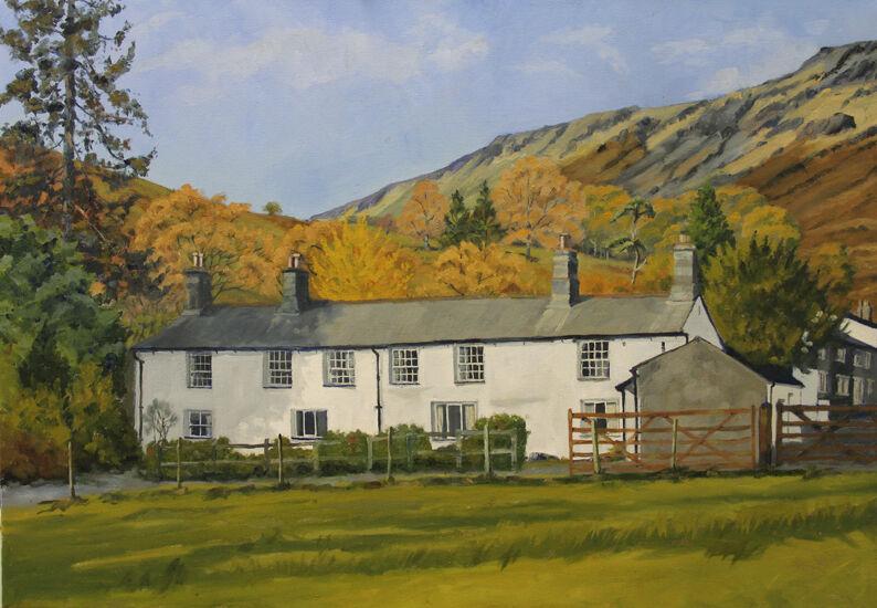 Seatoller House, Borrowdale, Cumbria