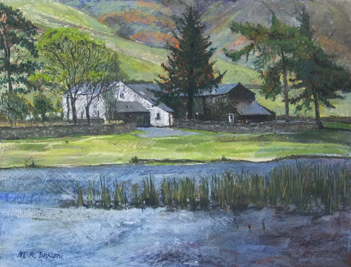 Watendlath, Borrowdale, Lake District