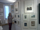 Cambridge Original Printmakers Biennale:     panels 2 and 3