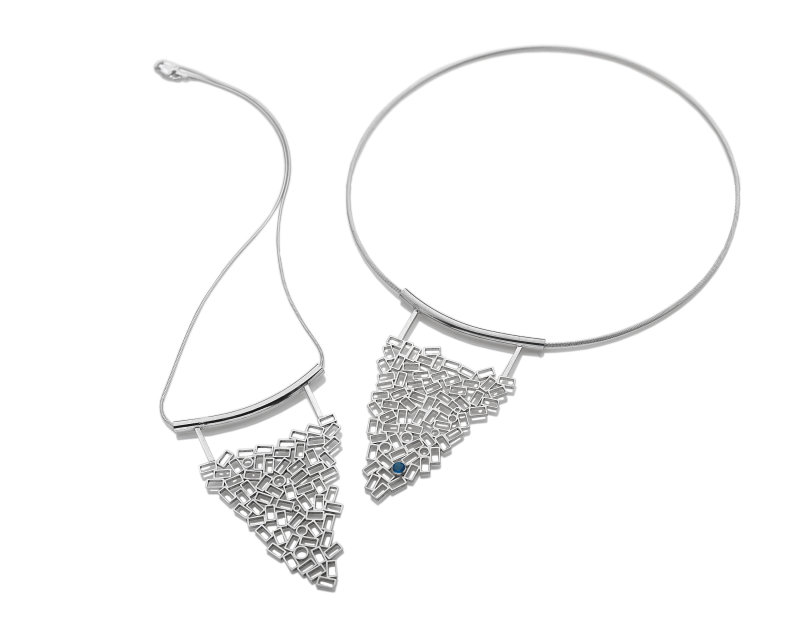 Cambium pendant and necklace