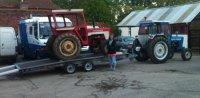 Getting ready for the Jonathon Clark road run.