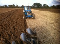 Ploughing at Charlton