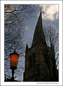 Crooked Spire at chesterfield