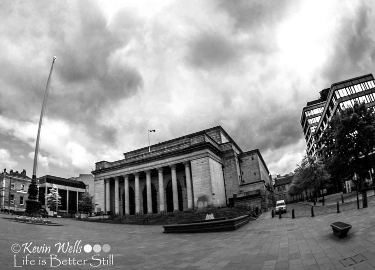 Sheffield city Hall 2015