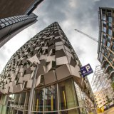 Cheese Grater car park 2015