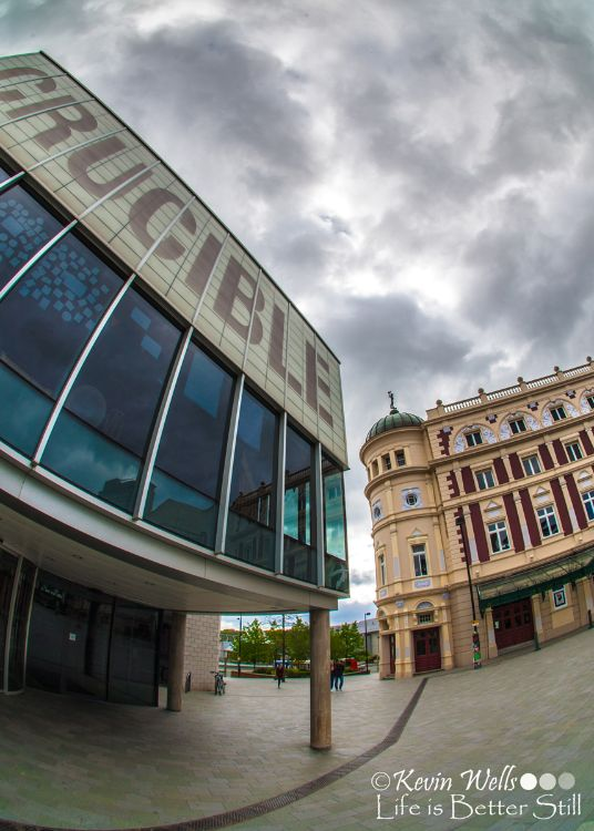 Sheffield theatre's 2015