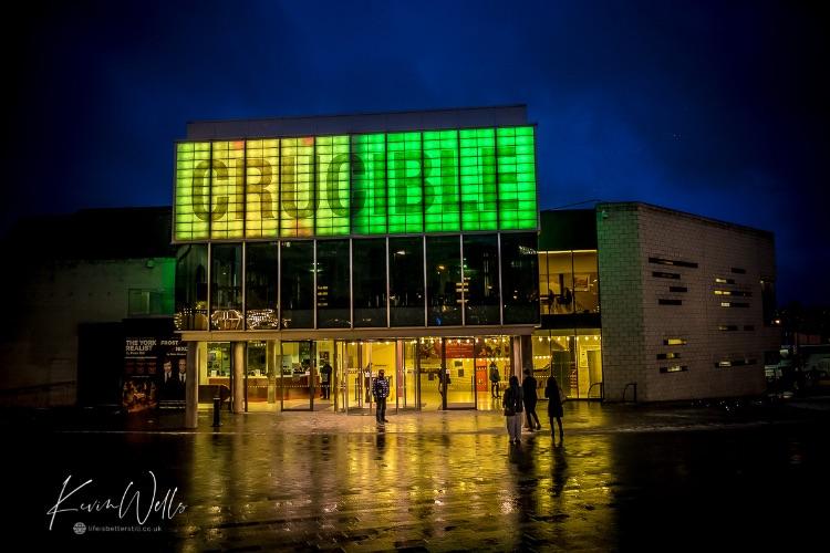 Crucible Theatre 2018