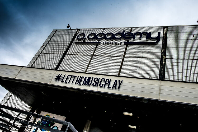 O2 Academy during Lockdown 2020