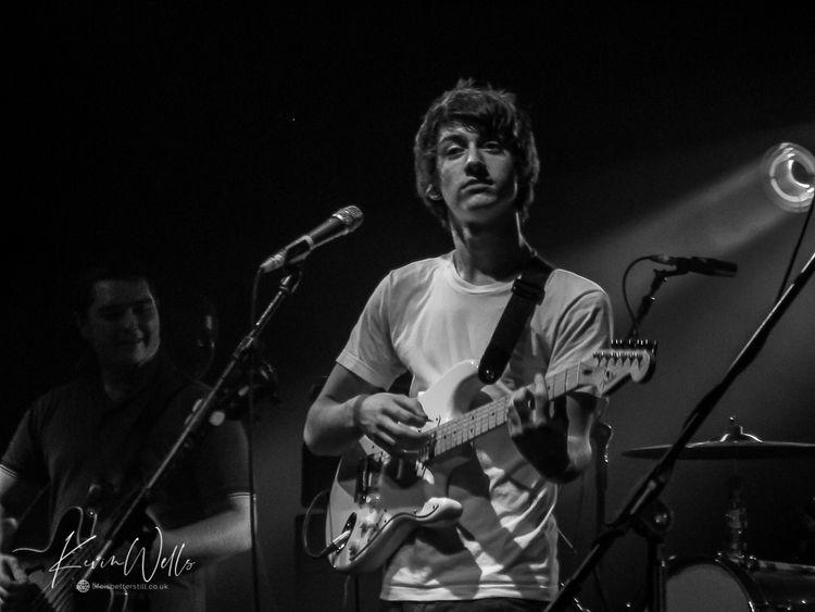 Arctic Monkeys - Octagon Sheffield - NME Tour