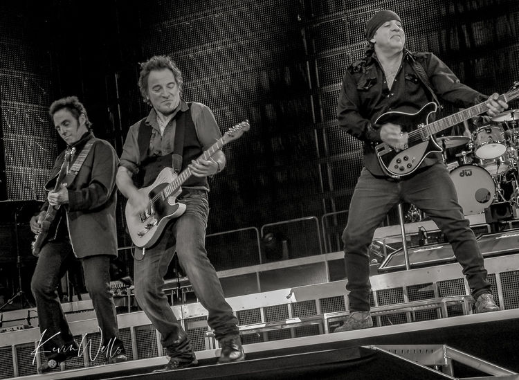 Bruce Springsteen & The E Street Band - Old Trafford Manchester