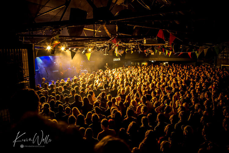 Jimmy Eat World at The Leadmill