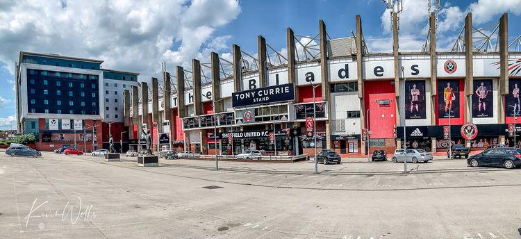 Sheffield United FC- Bramall Lane