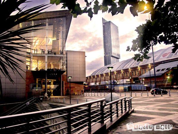 Bridge water Hall Manchester