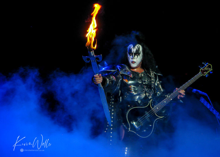 Kiss - Sheffield Arena