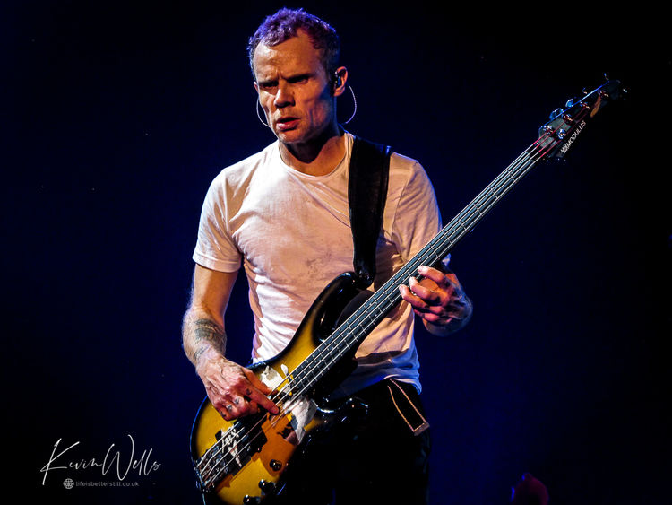 Flea - Red Hot Chilli Peppers - Sheffield Arena
