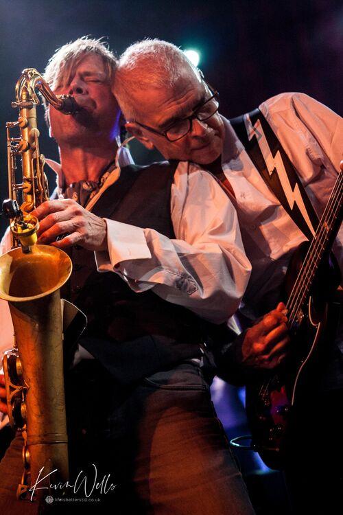 Steve Norman & Tony Visconti -Holy Holy Band