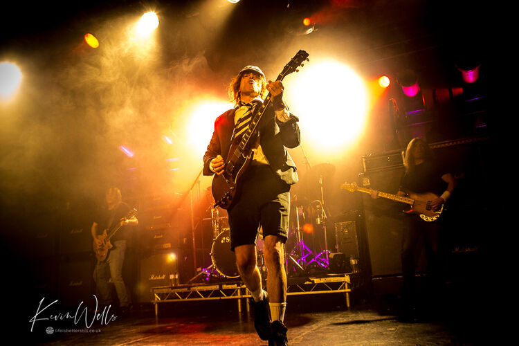 LiveWire - AC/DC Tribute - O2 Academy Sheffield 2020