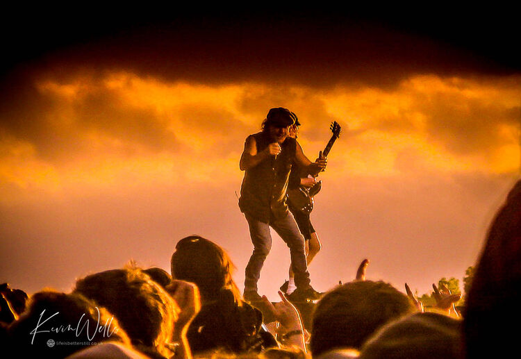 AC/DC - Download Festival